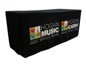 Fitted Table Cloths - in 48 hours