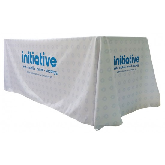 All Over Print Branded Tablecloths
