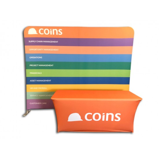 Fabric Exhibition Stand Deal