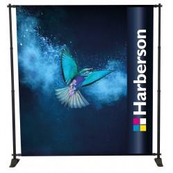 Premium Fabric Banner Stand
