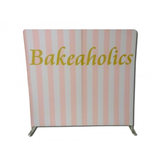 TexStyle Fabric Exhibition Stand Straight