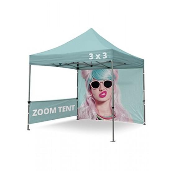 Printed Gazebo Event Tent - 2x2