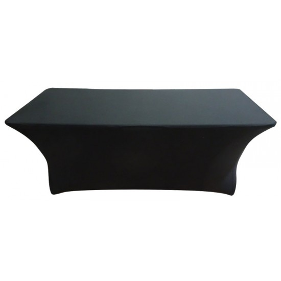 6ft Stretch Spandex Table Cover