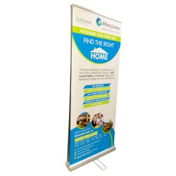 Double Sided Roller Banners